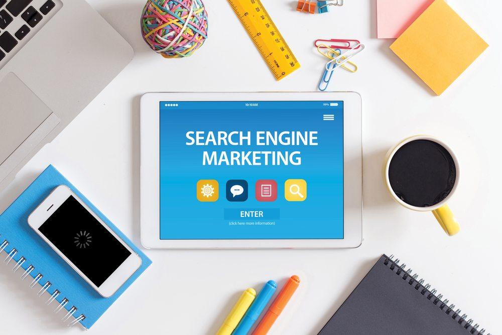 การทำ SEM หรือ Search Engine Marketing