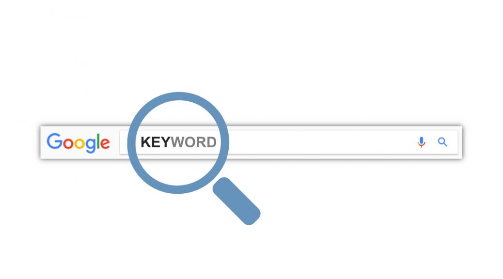 ความสำคัญและการเลือก keyword ในเว็บไซต์ SEO